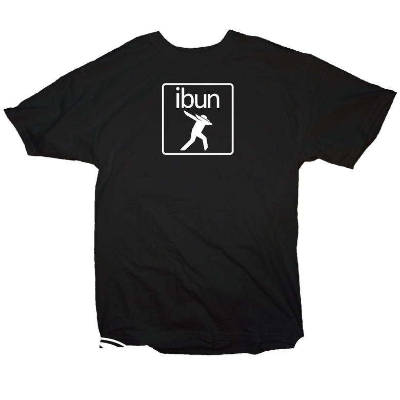 Image of ((SIKA x ibun)) ibun Dabs T-shirt