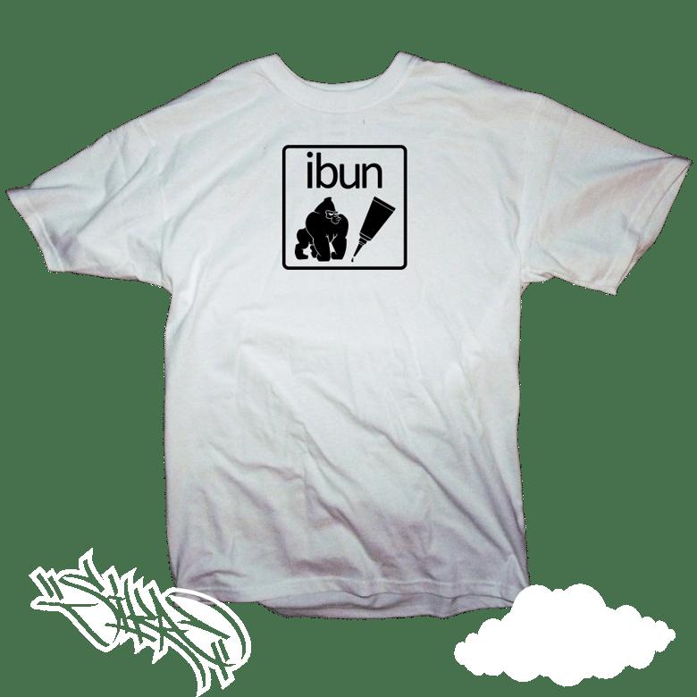 Image of ((SIKA x ibun)) ibun Gorilla Glue T-shirt