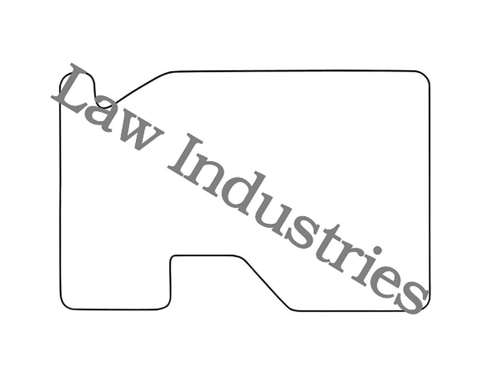 Image of D.E.C Template Sticker