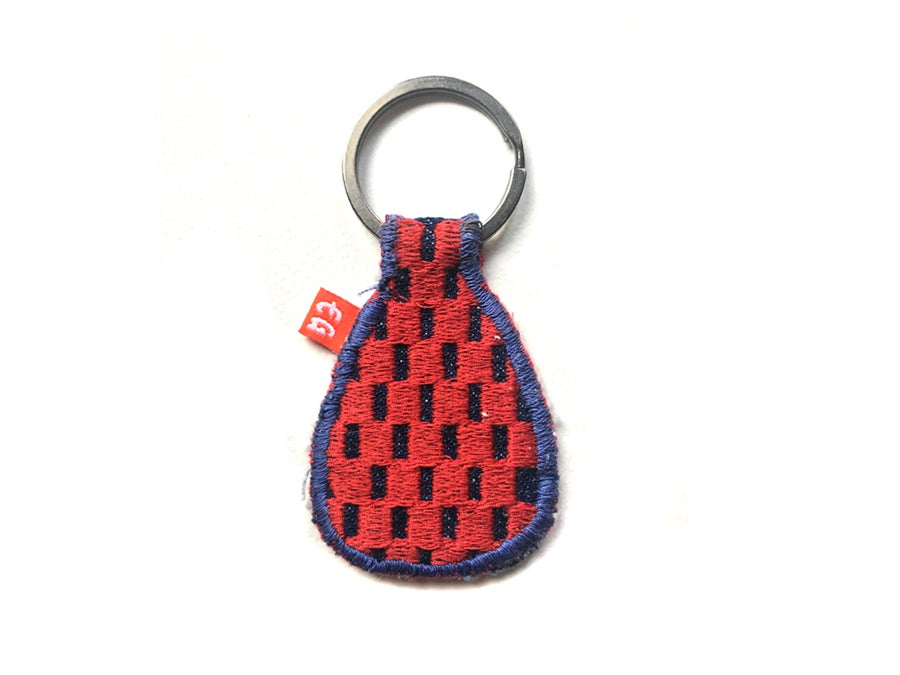 Image of Checker Keychain