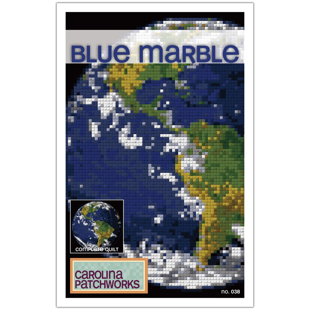 Image of No. 038 -- Blue Marble