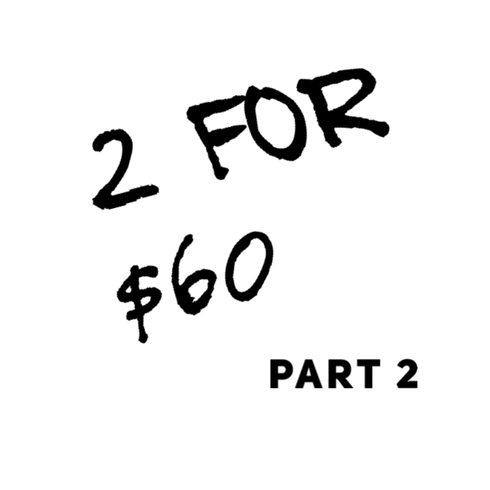Image of 2 for $60 part 2