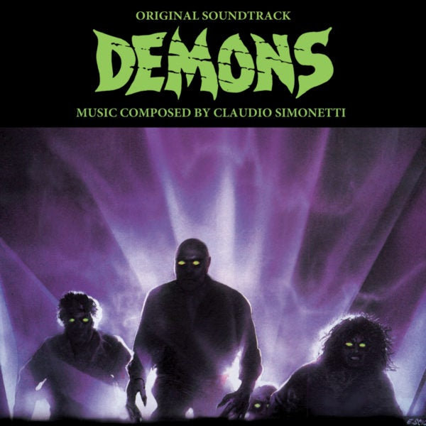 Image of DEMONS – SOUNDTRACK DELUXE DOUBLE CD