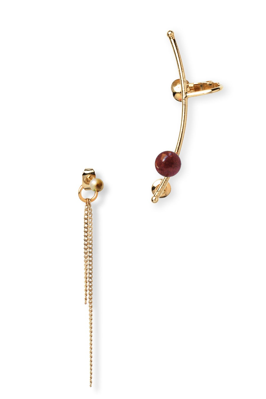 Image of Boucles d'oreilles<br>BUBBLE EARCUFF