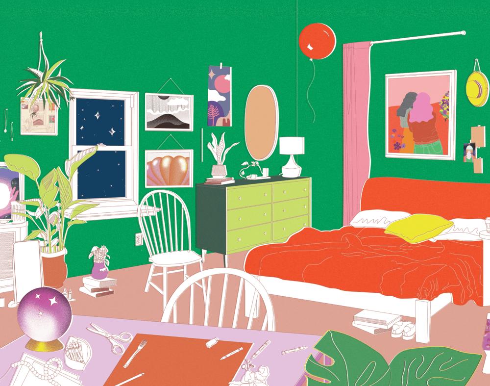 Image of Goodnight Room