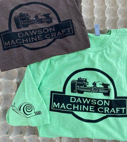 Image of Dawson Machine Craft T-Shirt - New Logo