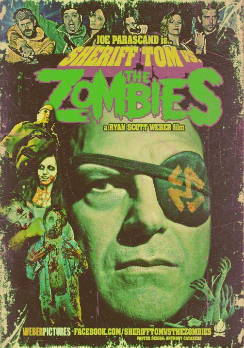 Sheriff Tom Vs. The Zombies DVD