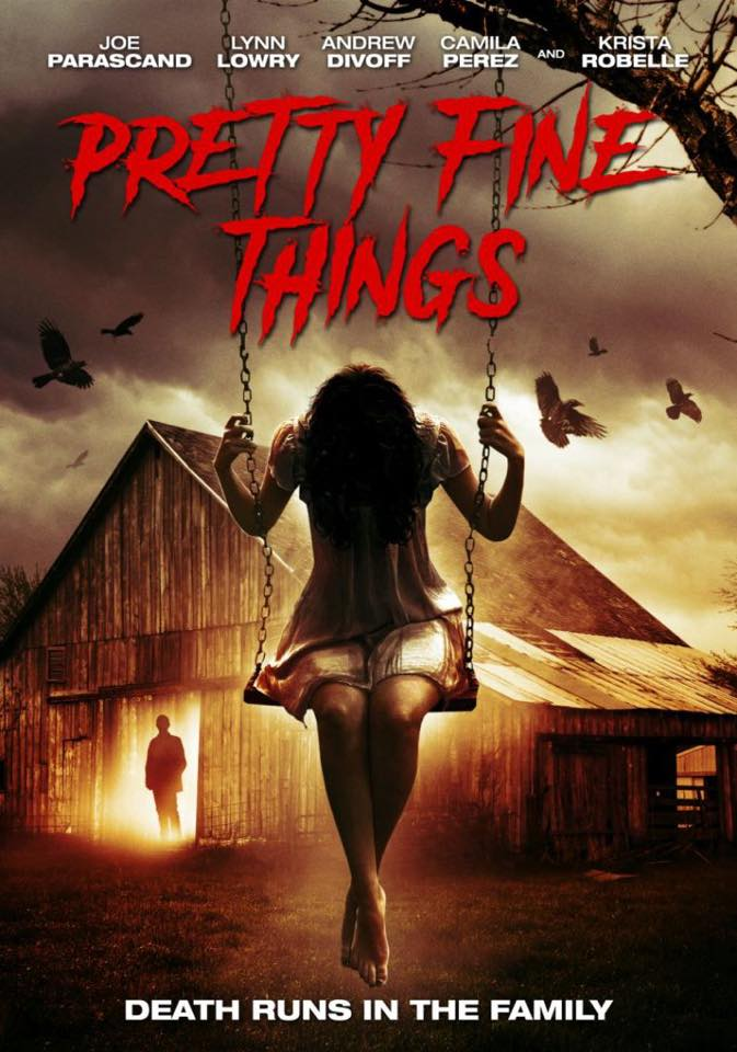 11 x 17 Pretty Fine Things Poster (Swing)