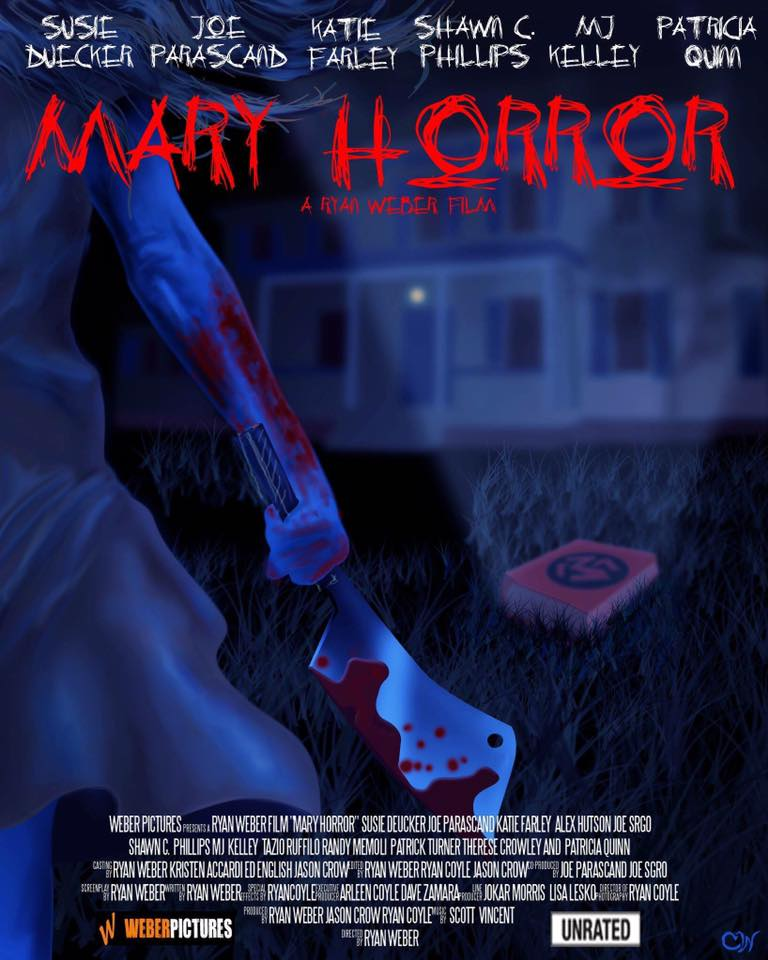 MARY HORROR DVD