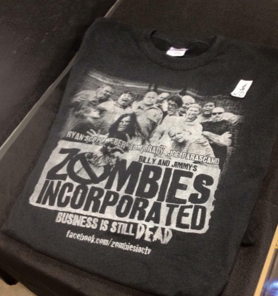 Zombies Incorporated T-Shirt