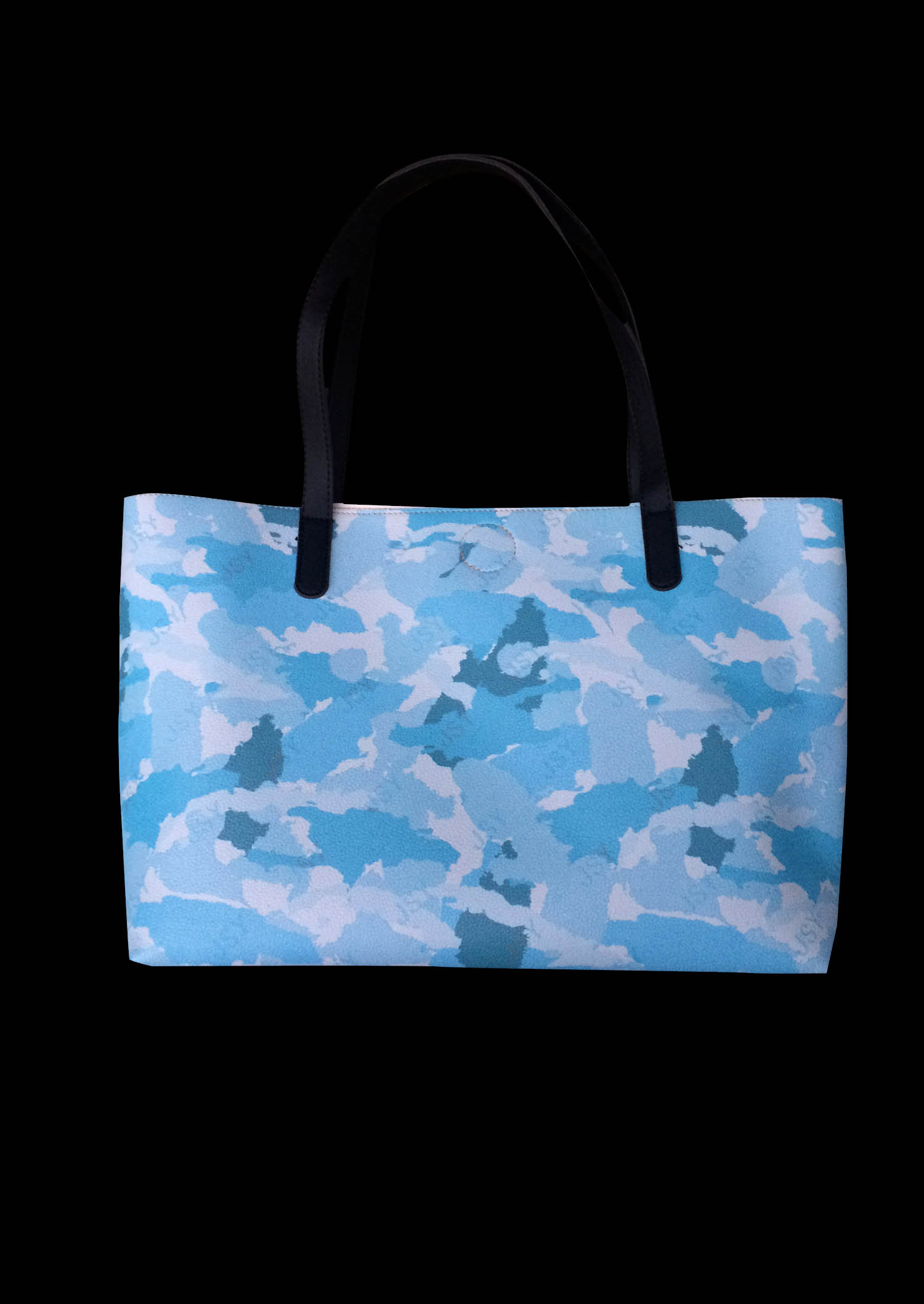 Image of BAG WI CAMO BLUE