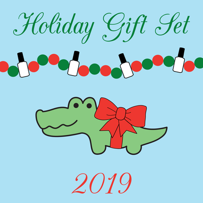 Holiday Gift Set 2019 Overpour - Chaos & Crocodiles