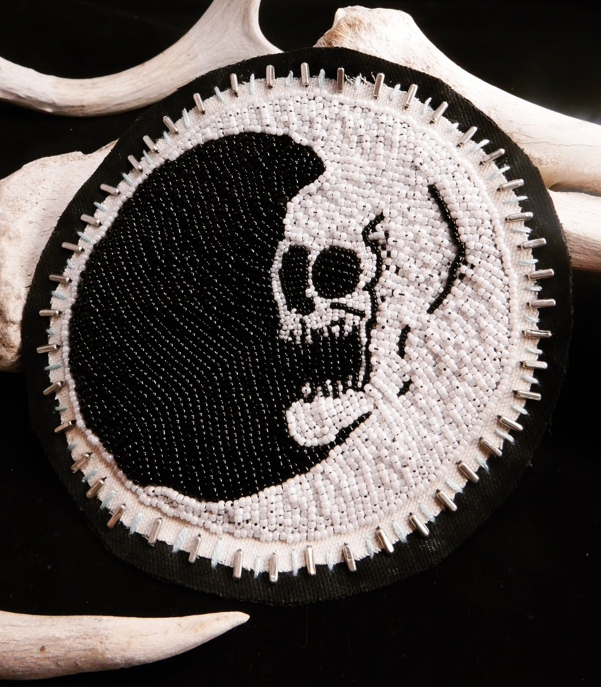 Image of Dead Moon patch