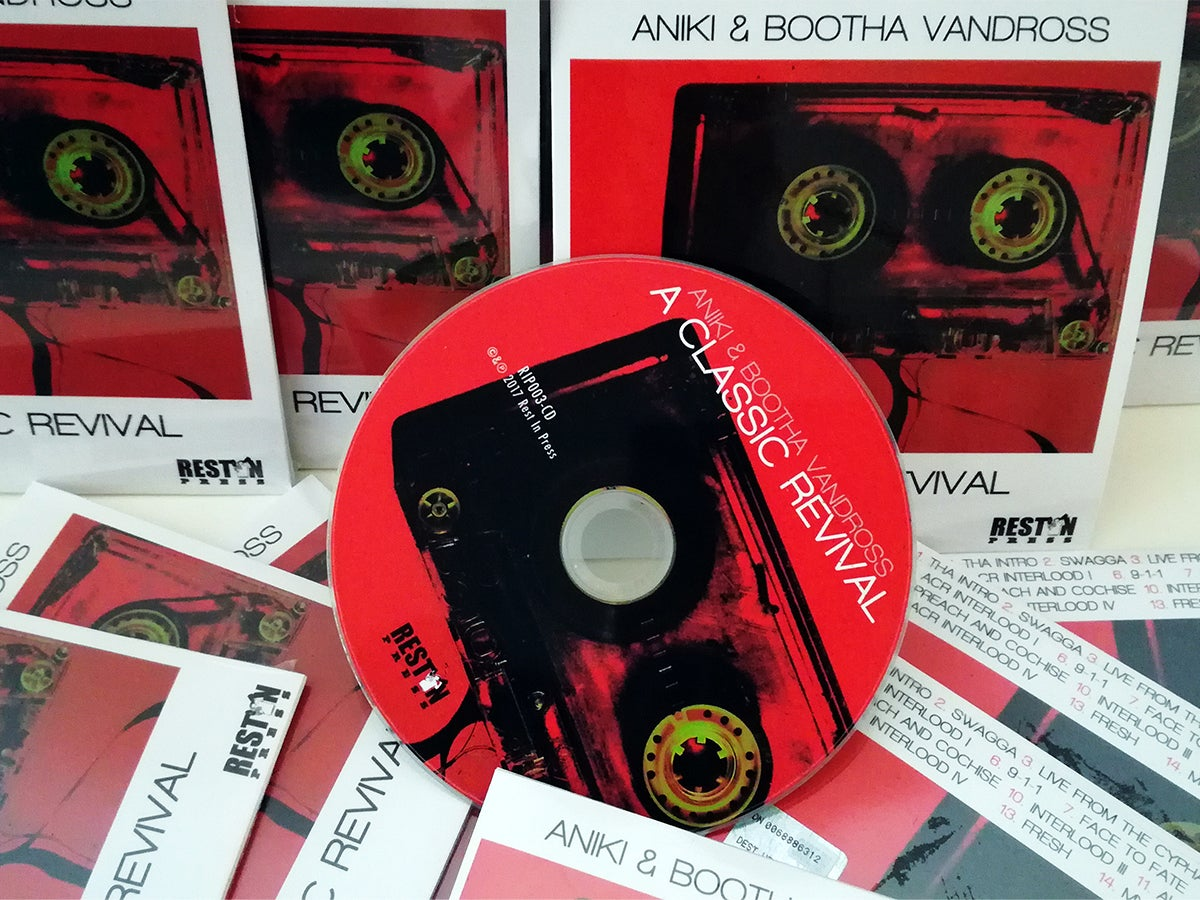 Image of ANIKI & BOOTHA VANDROSS - A CLASSIC REVIVAL