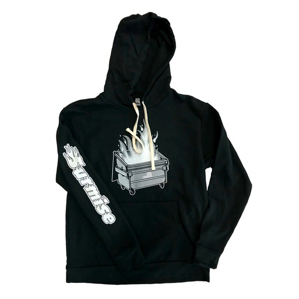 Image of Dumpster Fire Hoodie