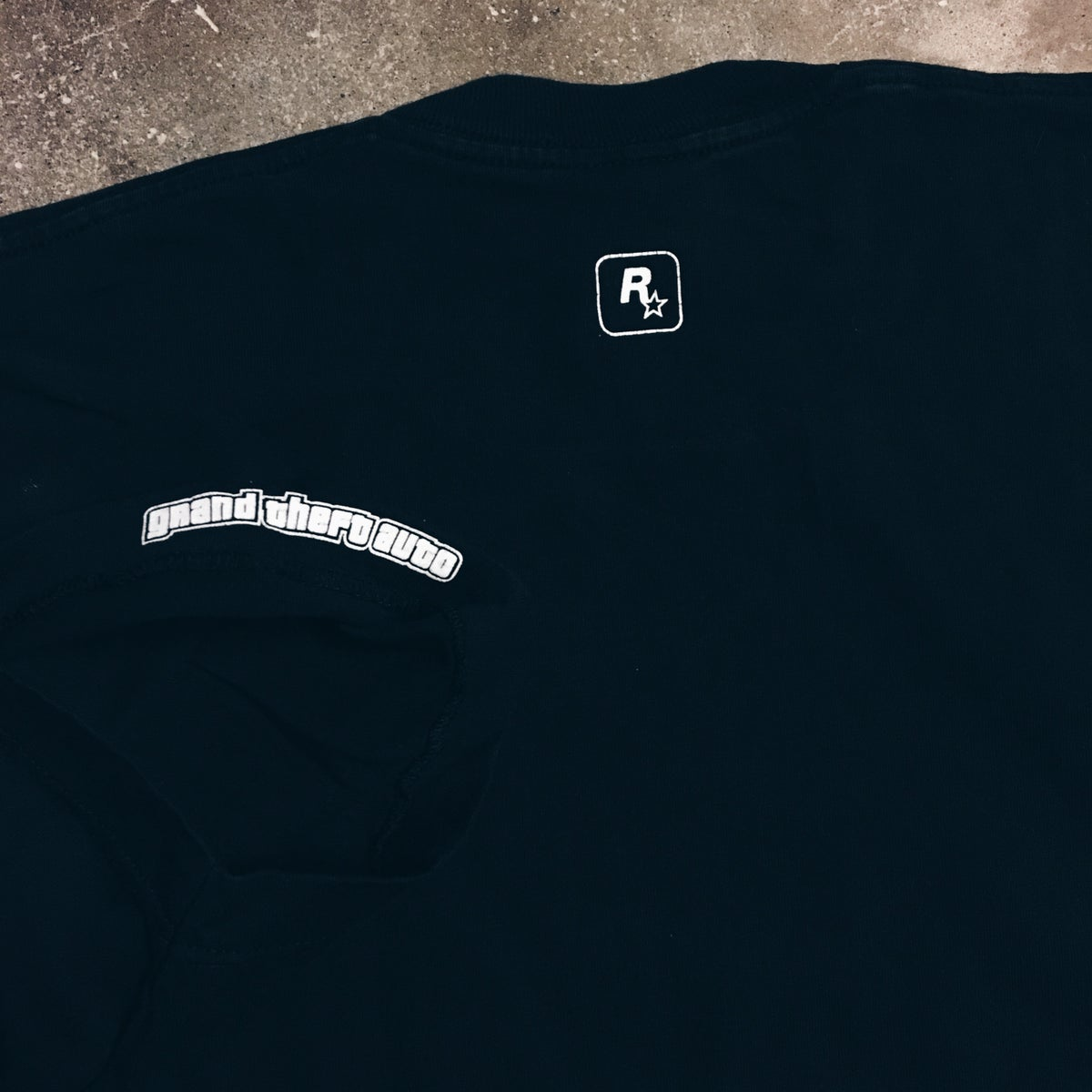 Image of Original 2004 Grand Theft Auto San Andreas Promo Tee.