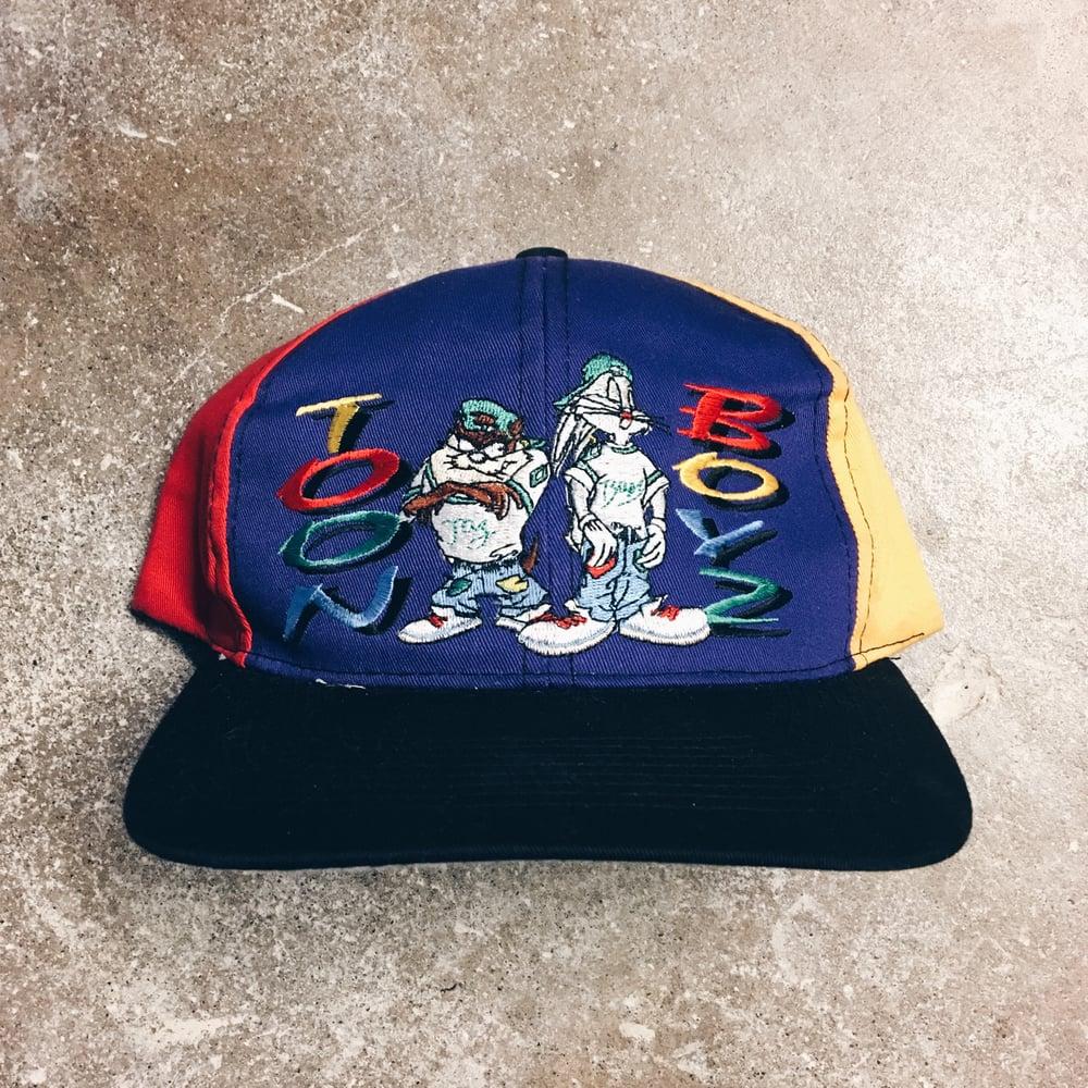 Image of Original 90's Toon Boyz Snapback Hat.