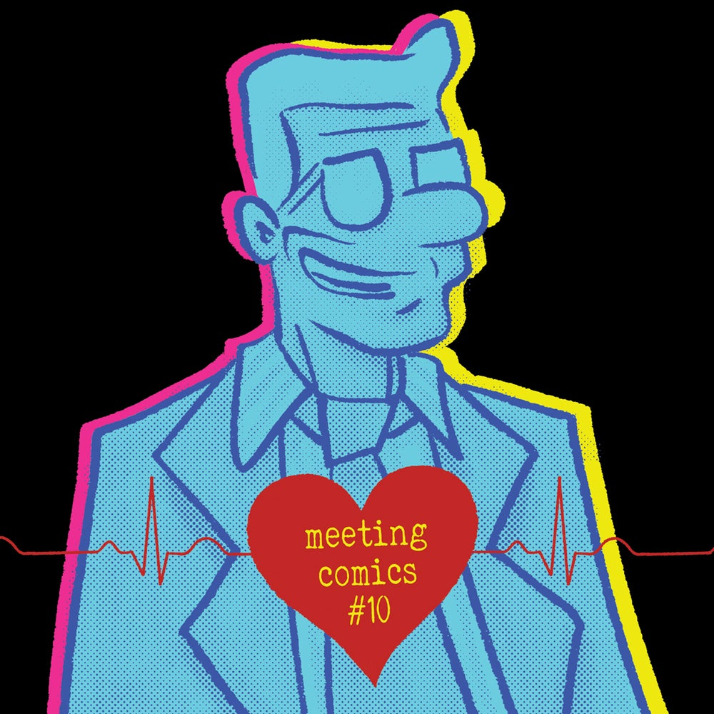 Image of Meeting Comics #10