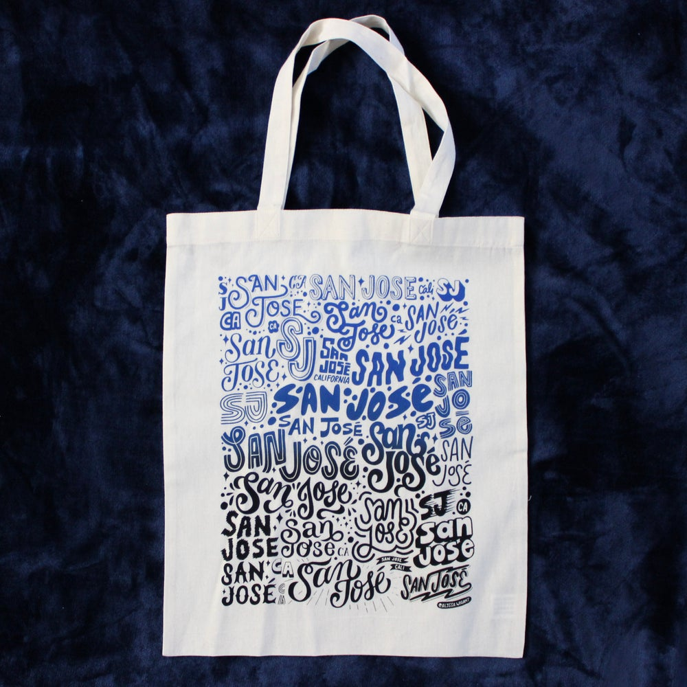 Image of San Jose Tote Bag