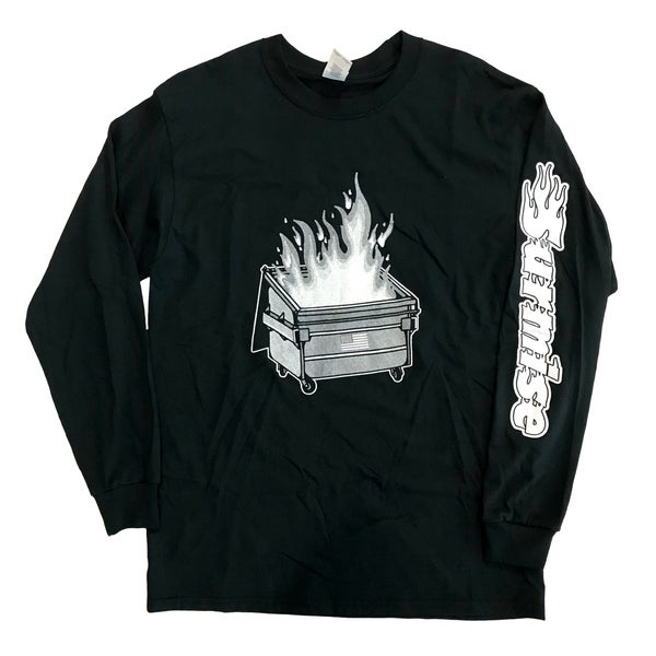 Image of Dumpster Fire Long Sleeve