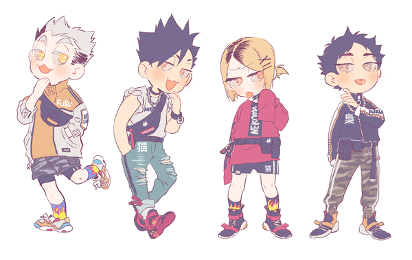 Image of HQ tokyo charms