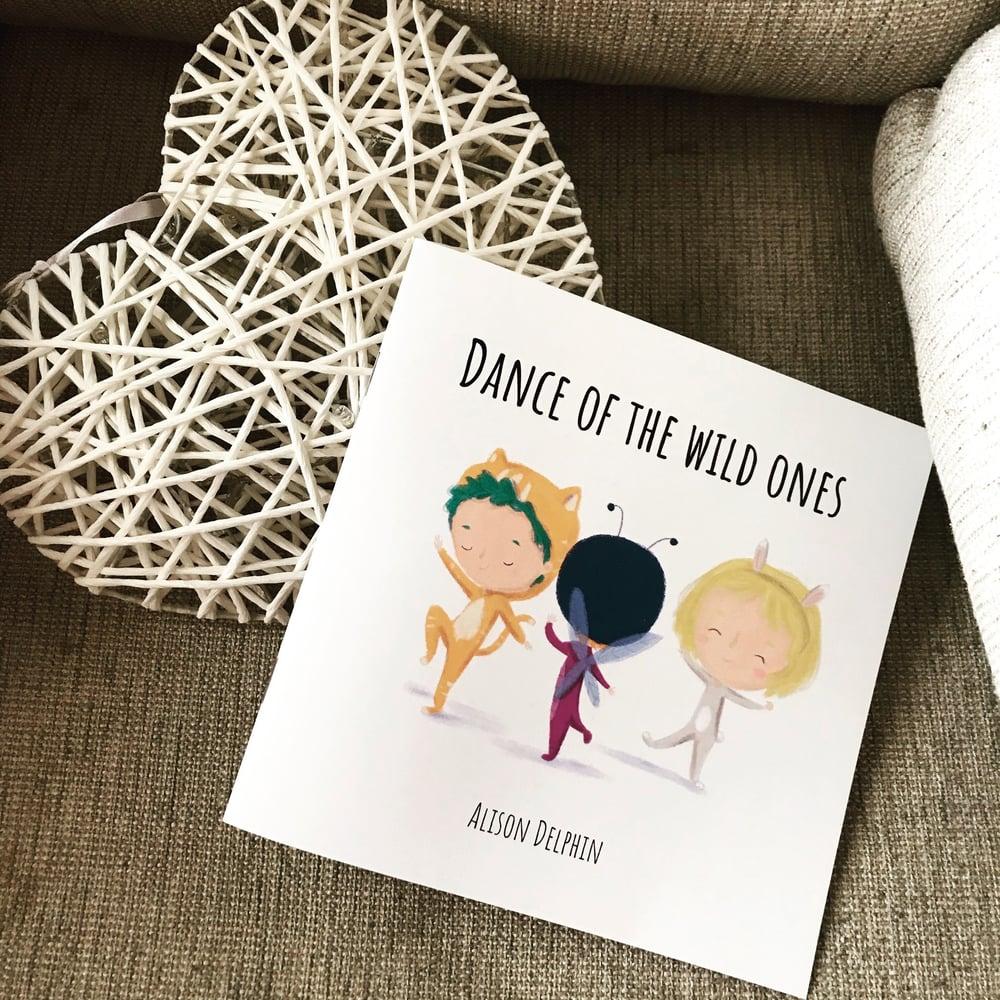 Image of 'Dance of the Wild Ones' Children's Book