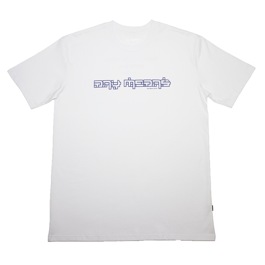 Image of Radio Future Tee in White