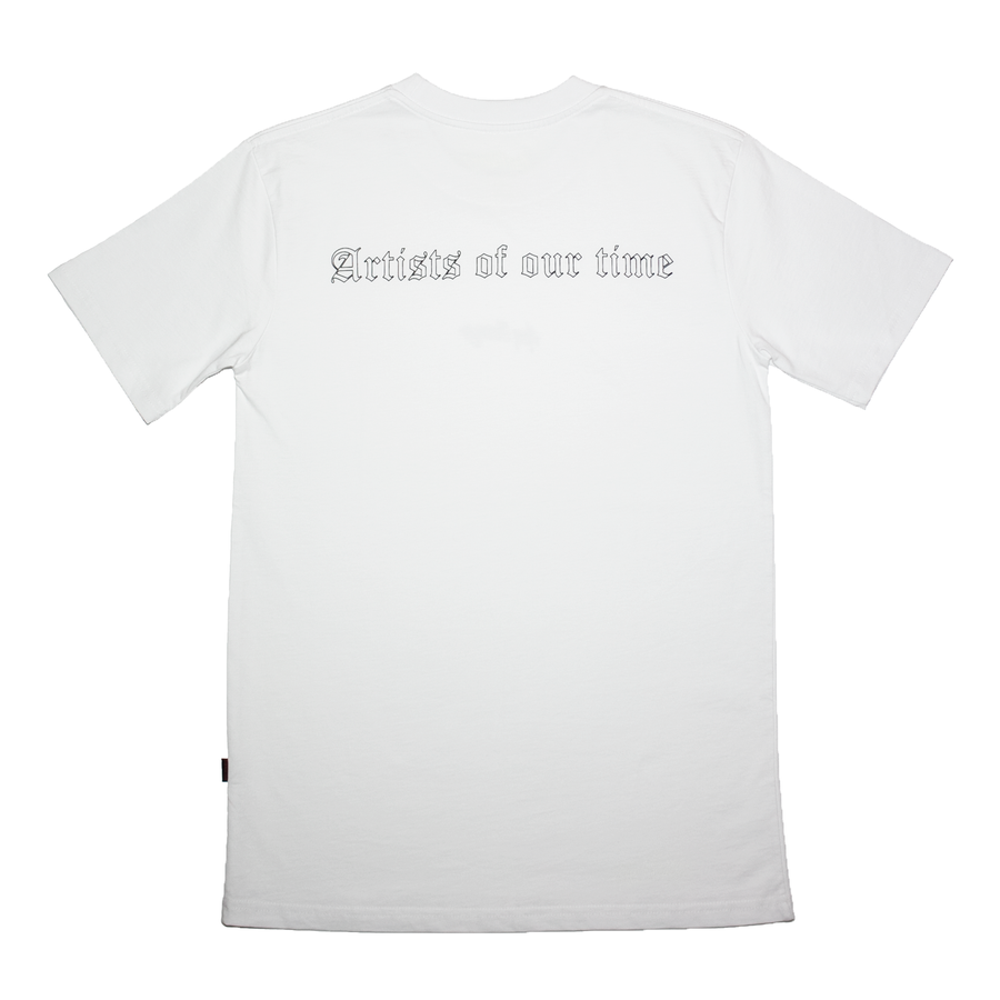 Image of Artist Tee in White