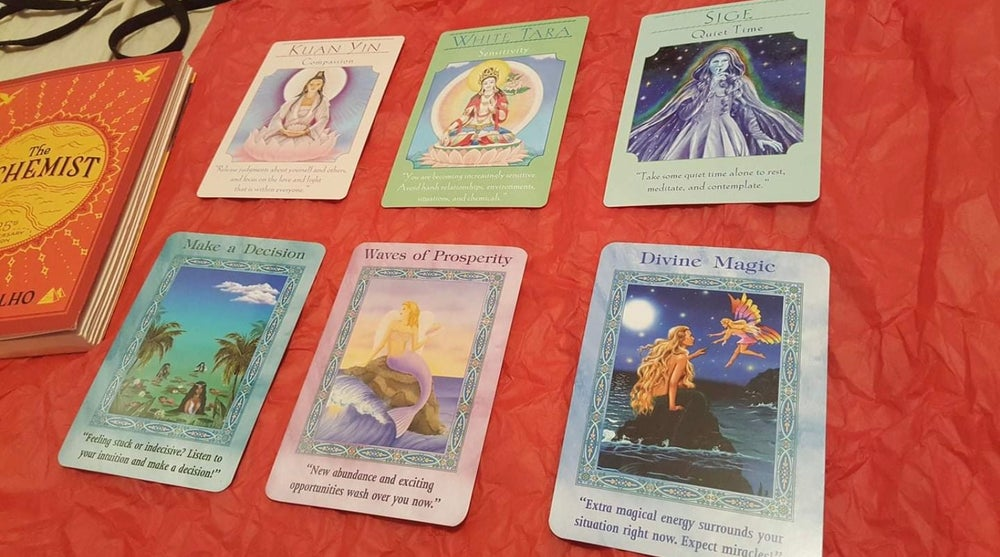 Image of SOULar Guidance AUDIO Oracle Reading (1 hr)