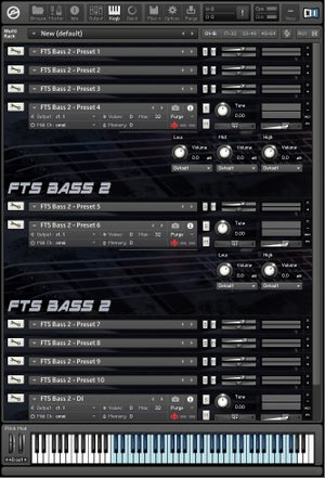 Image of FTS Bass 2