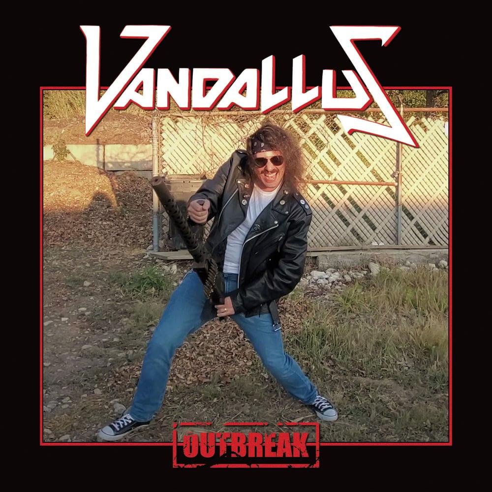 VANDALLUS - Outbreak CD