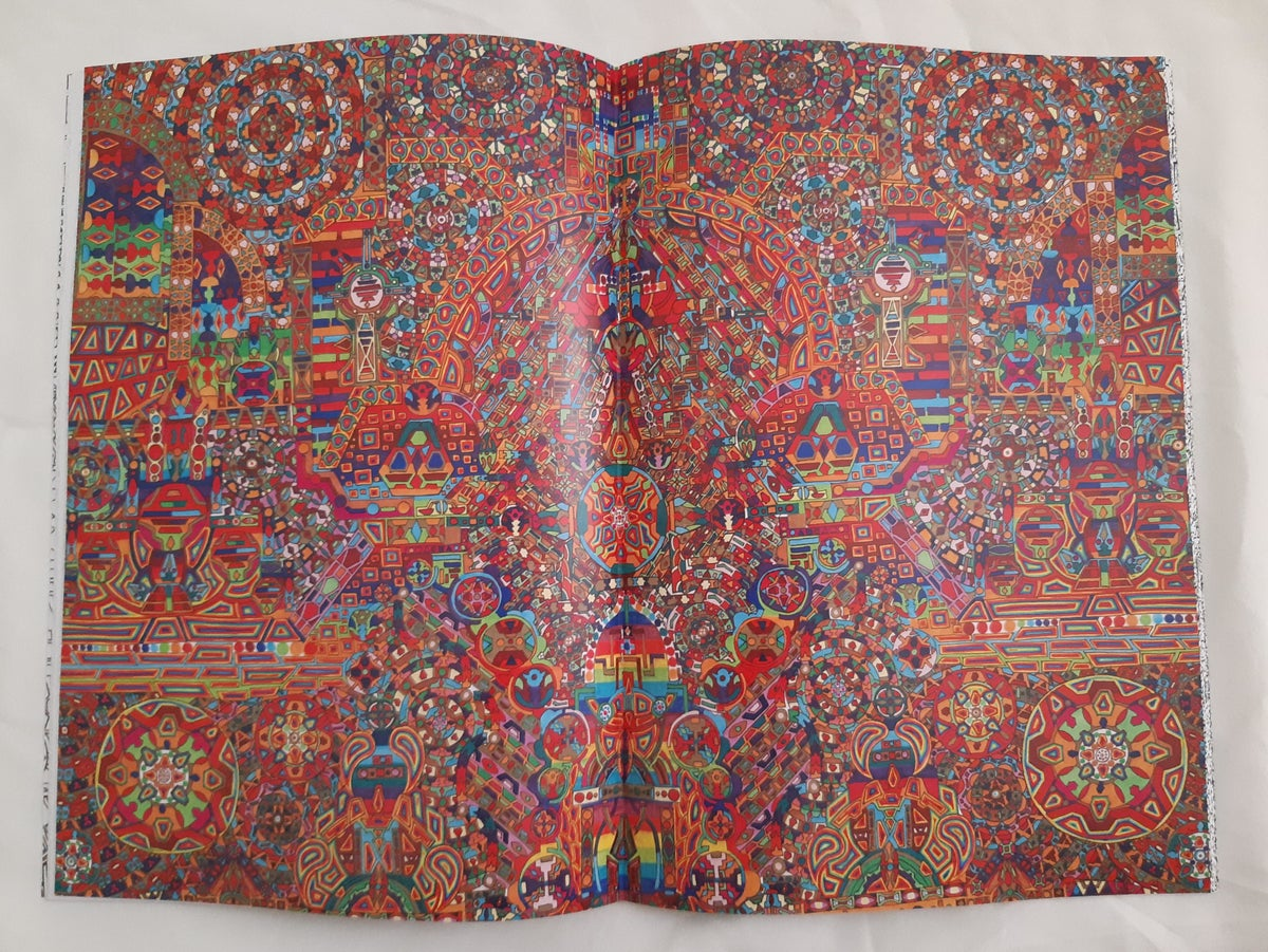Image of Colouring Book: Journey to the Other Side