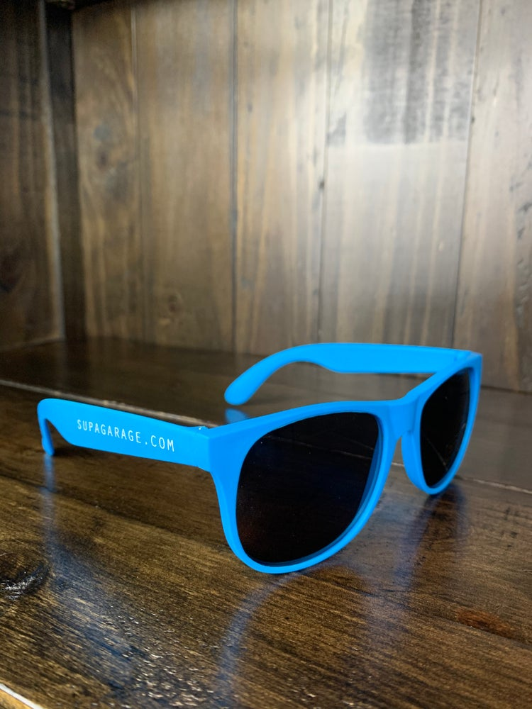 Image of SG Blue Sunglasses