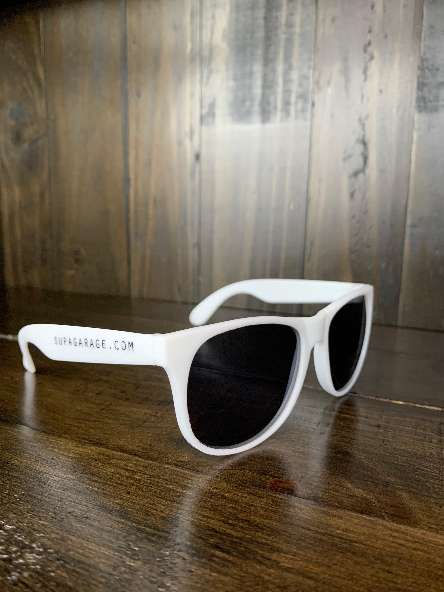 Image of SG White Glasses