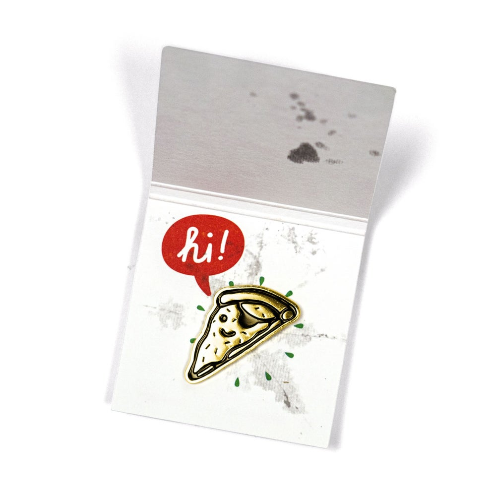Image of The Golden Pizza Pin