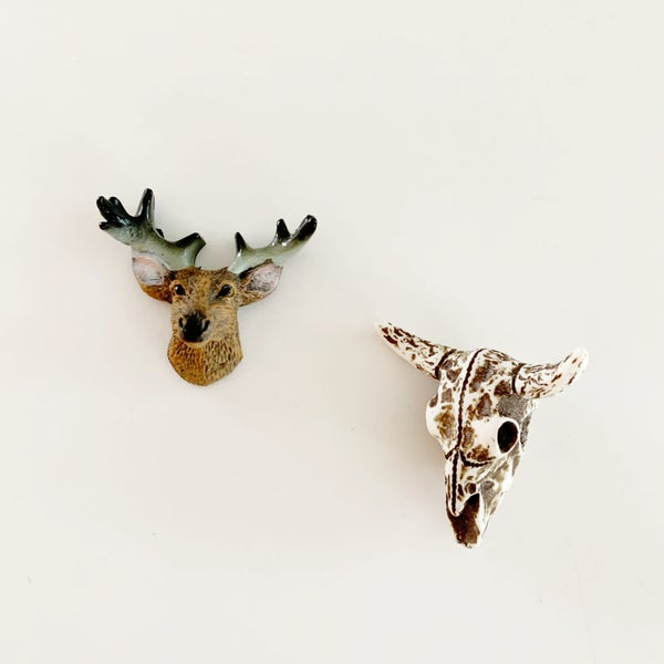 Image of Animal Wall Mounts