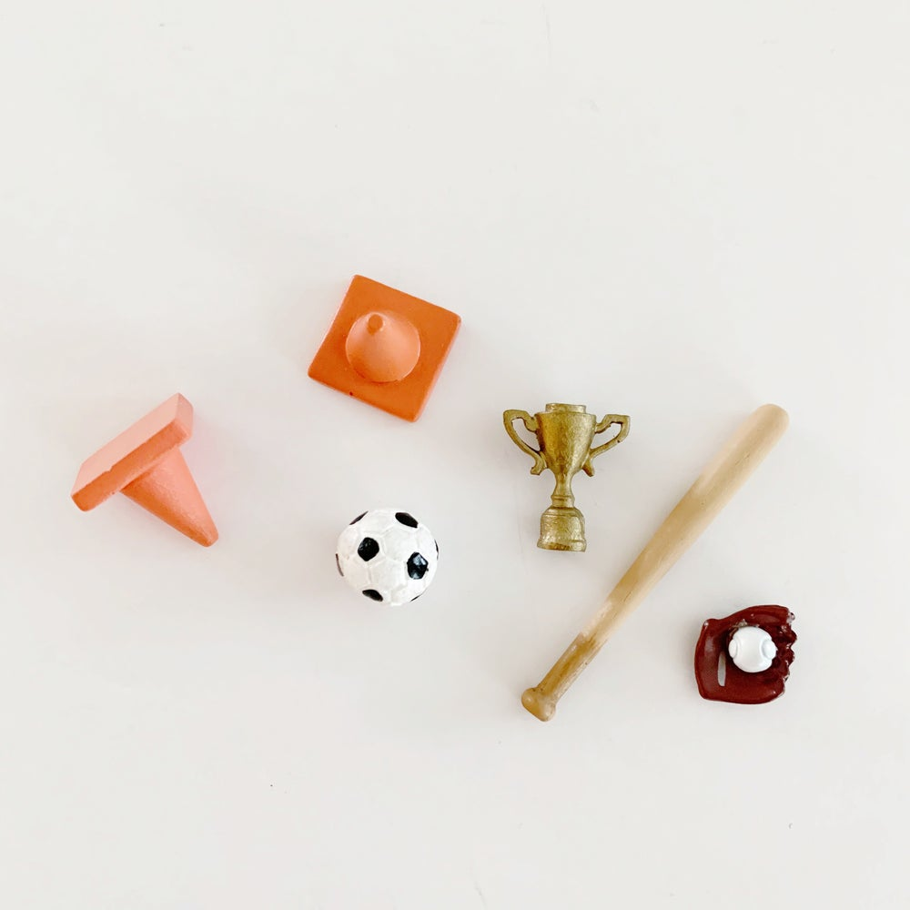 Image of Sports Miniatures