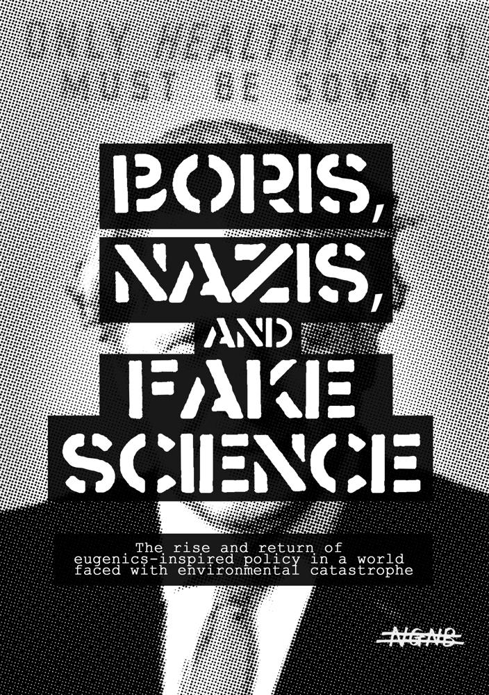 Image of BORIS, NAZIS AND FAKE SCIENCE