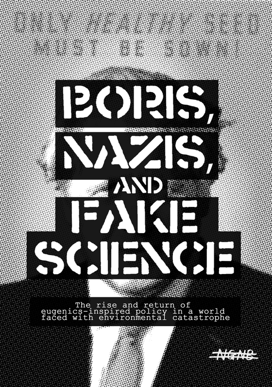 Image of BORIS, NAZIS AND FAKE SCIENCE