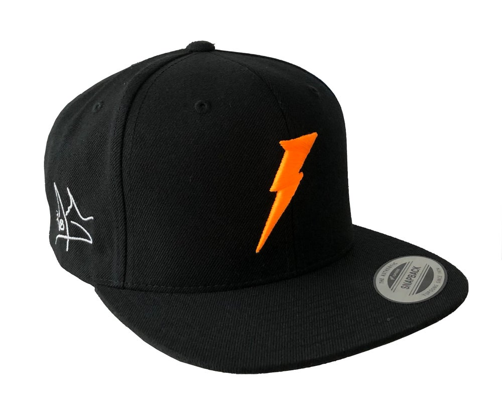 "Image of NEW Tiago Monteiro Lifestyle ""Flash"" Snapback"