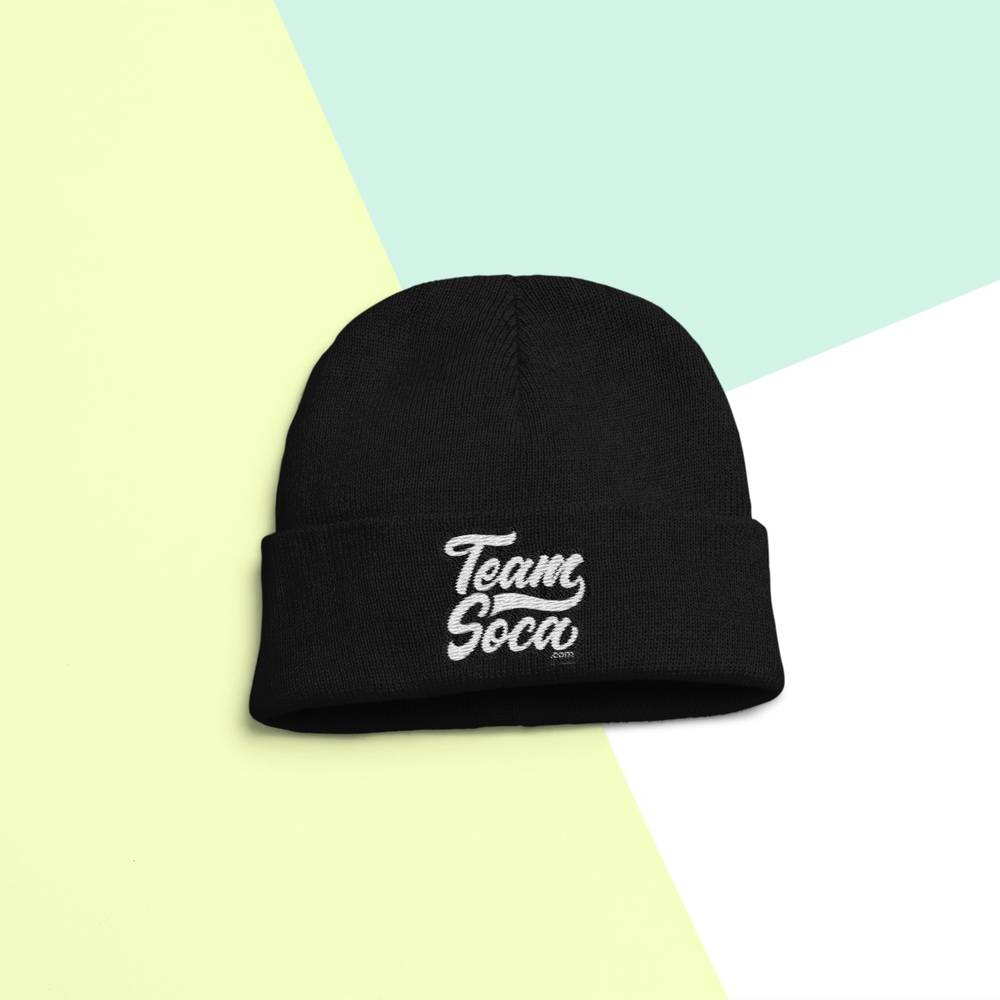 Image of Team Soca Varsity - Beanie Hat (Skully, Tuque)