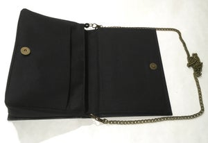 Image of Shakespeare Book Purse Navy
