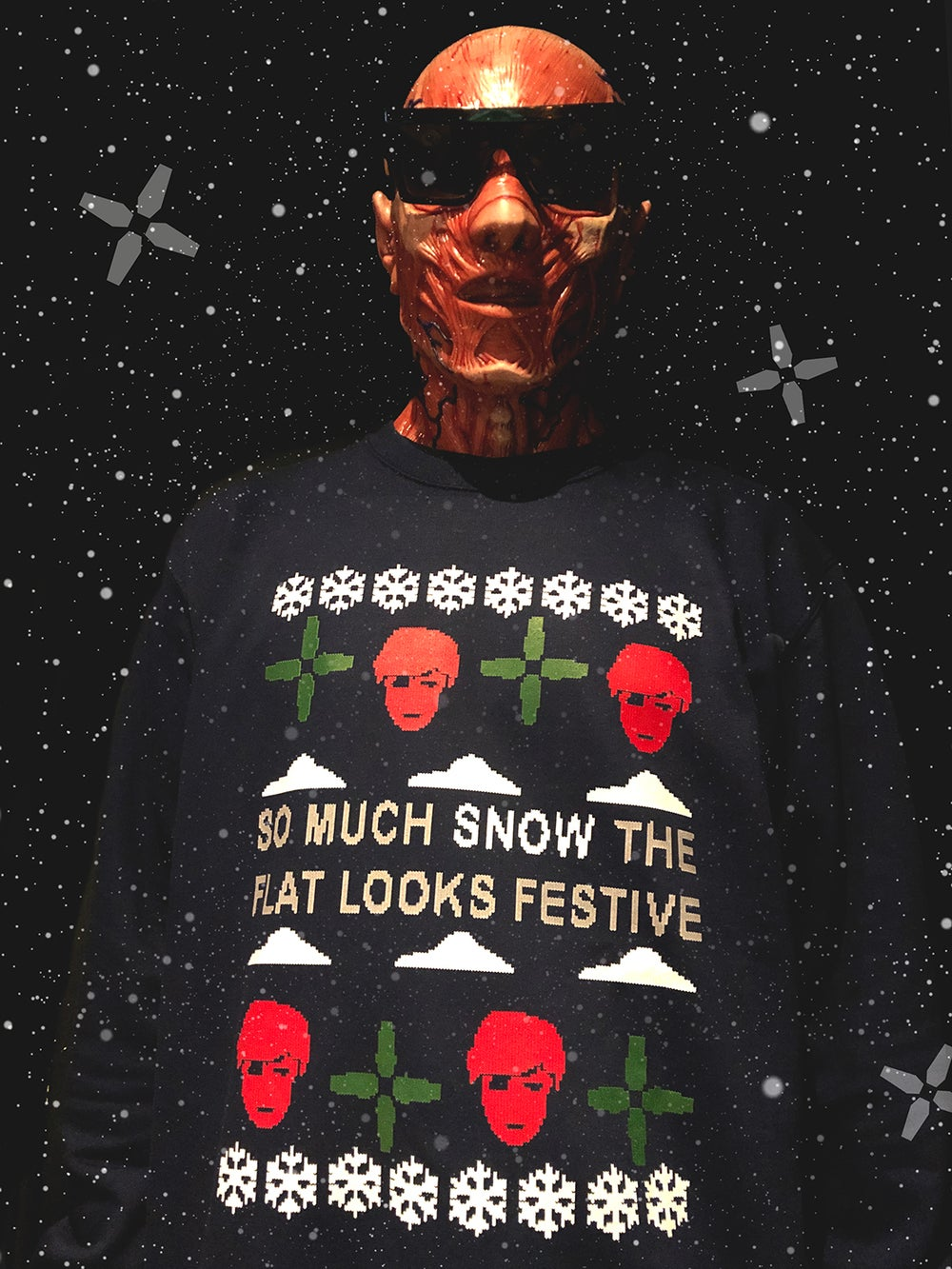 Image of XMAS JUMPER