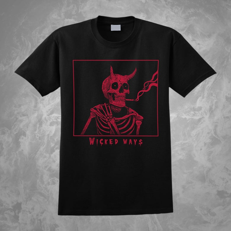 Image of Wicked Ways - Red