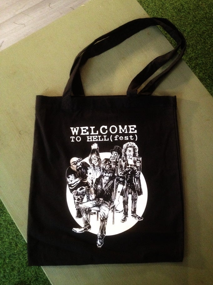 Image of Sac totebag