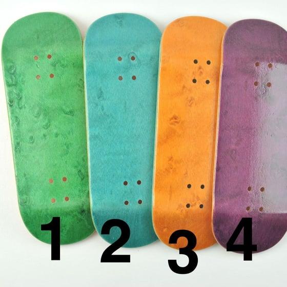"""Image of DK Decks - Birdseye """"Popsicle"""" Shape"""