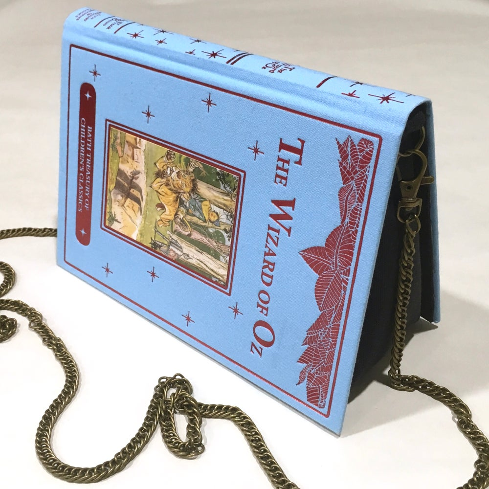 Image of Wizard of Oz book purse