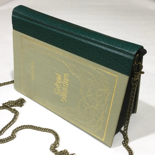 Image of Wuthering Heights Book Purse