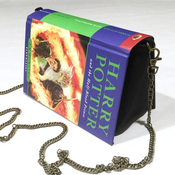 Image of Half-Blood Prince Book Purse, Harry Potter