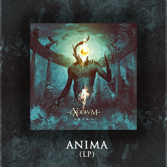 Image of Anima (CD)